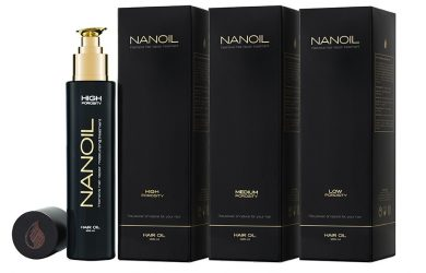 Nanoil - all hair types oil